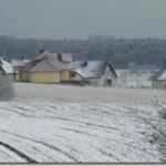 Zima w Swarzędzu
