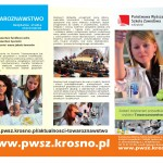 Zapraszam do studiowania na kierunku TOWAROZNAWSTWO w Krośnie.