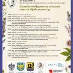 XI Franciszkańska Konferencja Zielarsko-Farmaceutyczna, 27 maja 2017 r., Katowice-Panewniki–zapraszamy.