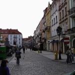 Przebieg pobytu w Łodzi, niespodziewany Kalisz