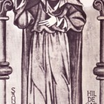 św. Hildegarda o tataraku i trzmielinie