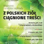 Zapraszamy na Zielarskie Klimaty z Karpacką Uczelnią w Krośnie, 20-21 sierpnia 2021 r.
